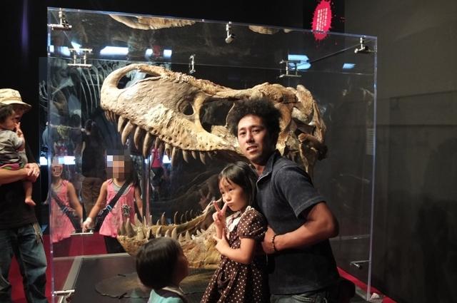 恐竜展2012 Inくまもと