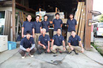 窓・ドアリフォームの専門店|熊本のフクシマ建材 - 仕事始めです。