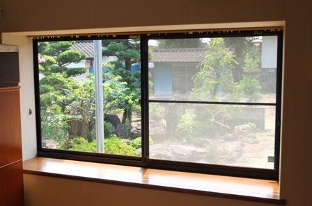 内窓「プラスト」 取付工事