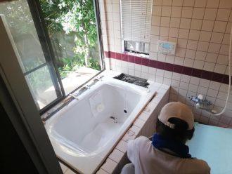 T様 浴室改装 (1)
