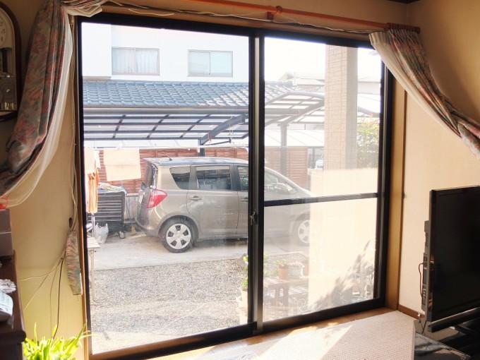 結露対策に内窓プラスト 工事完了!