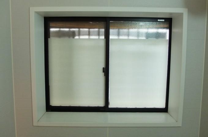 内窓 インプラス浴室用 取付け完了!